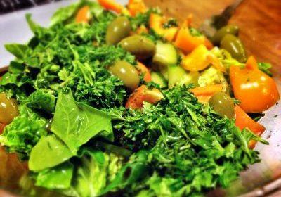 Retete vegetariene yang